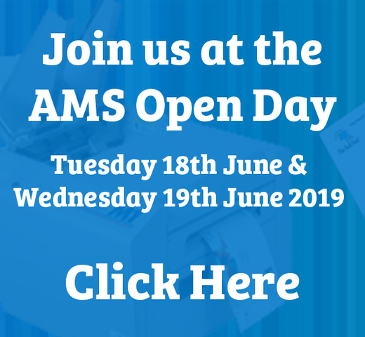 AMS Open Day - 18th & 19th June 2019