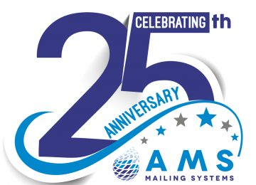 AMS 25th Anniversary logo small