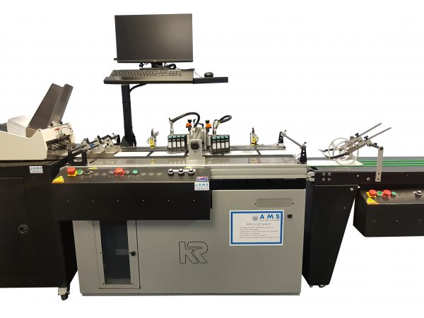 Inkjet printer with feeder base and conveyor